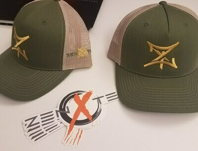 ZENxTEN Trucker Hats (Adjustable)