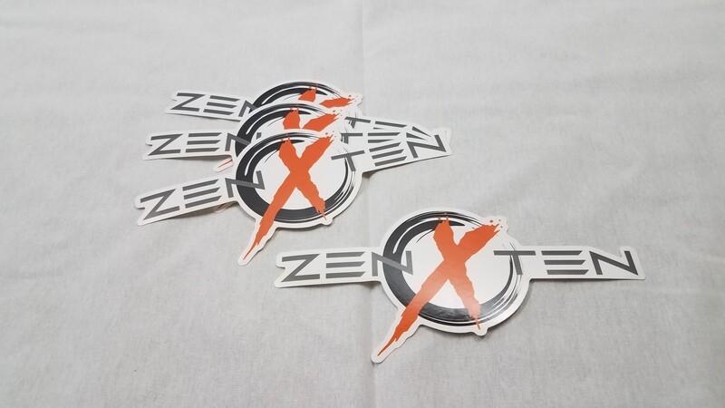 ZenTimesTen Stickers