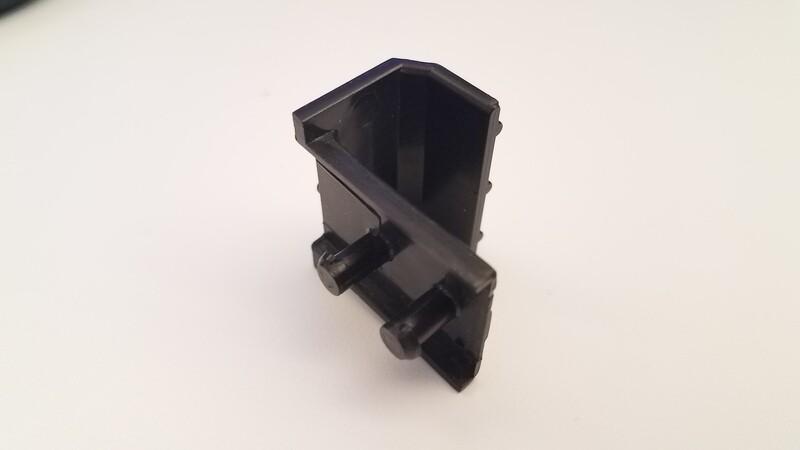 uniWhip 2.0 Plastic Clips (2 pieces)
