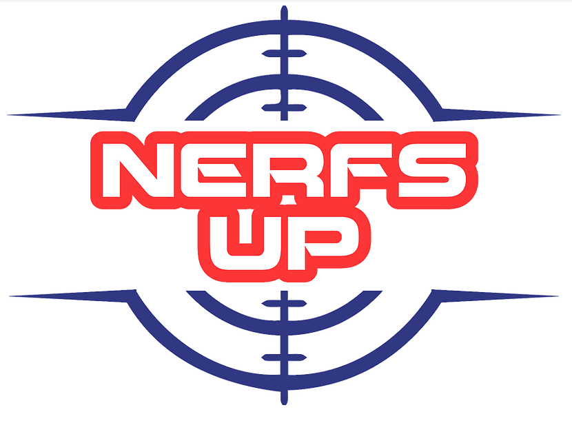 NERF'S UP PARTY