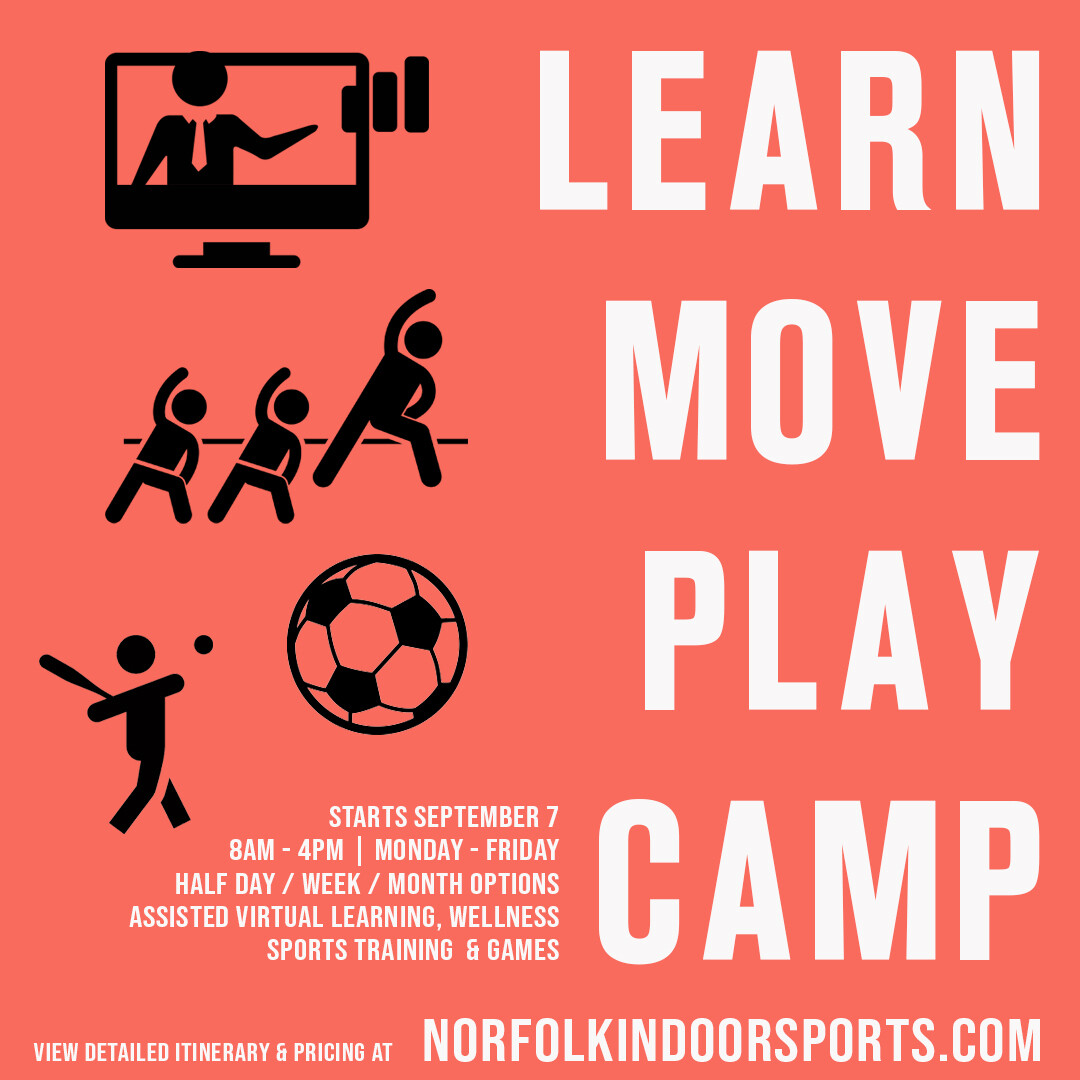 Learn - Move - Play Camp