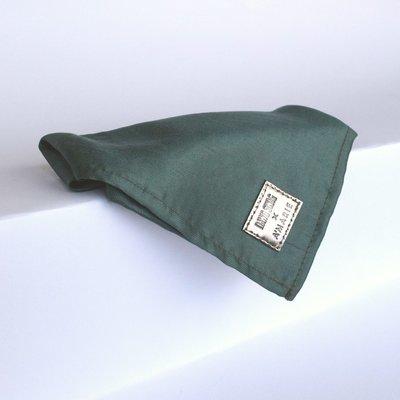 Bandana DAWG SWAG x A'MARIE green