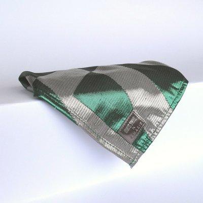 Bandana DAWG SWAG x A'MARIE Green & Silver