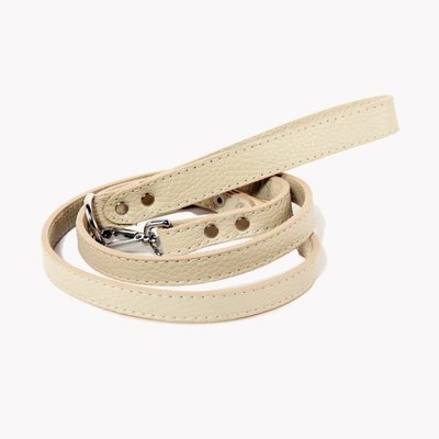 BEŽ POVODAC / BEIGE LEASH