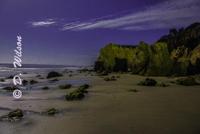 El Matador State Beach --  Starting at