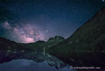 Milky Way Silver Lake   --  Starting at