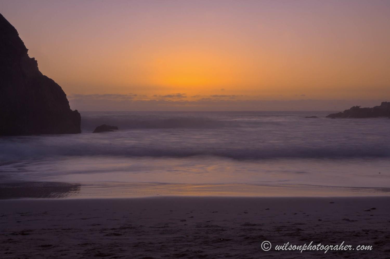Fading Light - Big Sur, CA