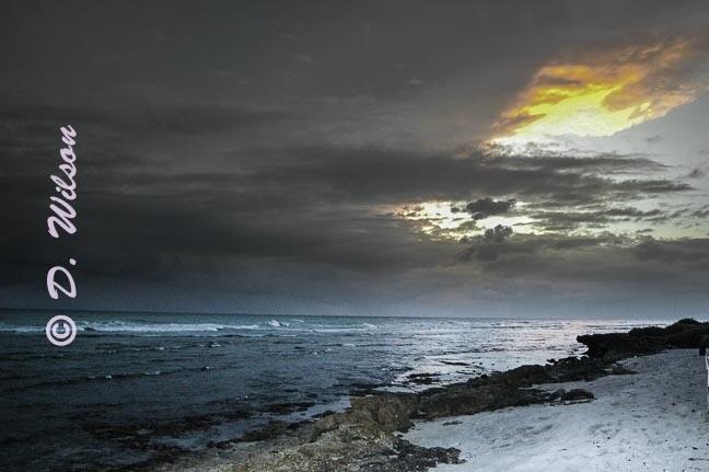 Sunset - Hawaii