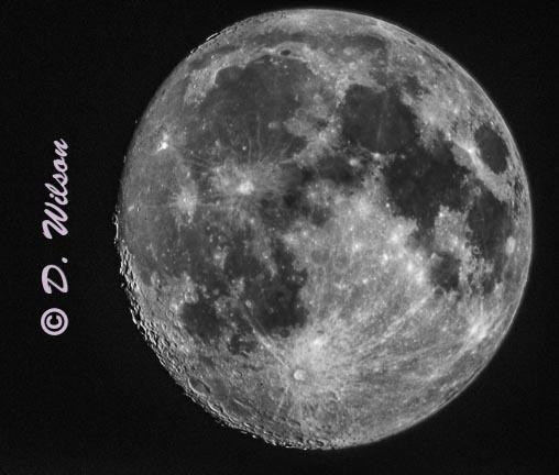 Full Moon 3  --  starting at