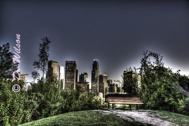 Downtown Los Angeles 2, Ca (HDR)  --  starting at