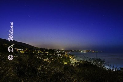 Malibu City After Hours - Malibu, Ca (HDR)  --  starting at