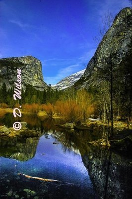 Mirror Lake Yosemite 2, Ca  --  starting at