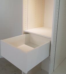 Einbau-Schublade für Schrank