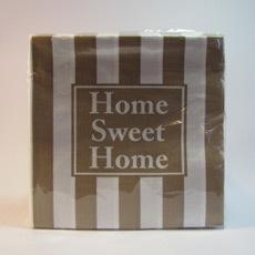 Servietten Home Swette Home