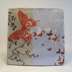 Servietten Schmetterling