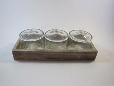 3-Vasen Set