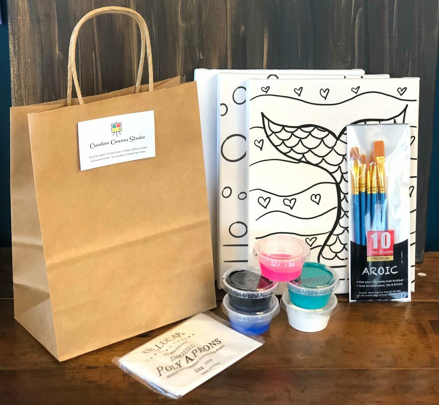 Kid's Art Kits
