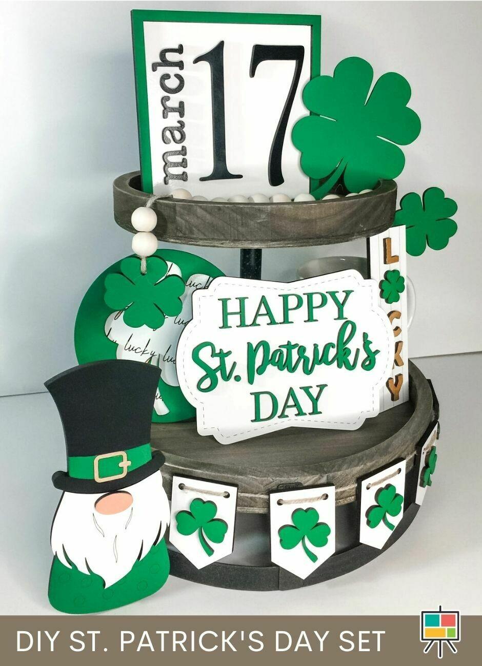 DIY St. Patrick's day Bundle