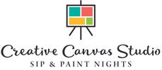 Creative Canvas Studio Paint & Sip Nights