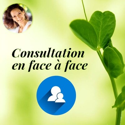 Consultation en face à face - 1h15 / Débloquer votre situation, Aller de l'avant 1h15 en face à face