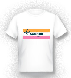 t-shirt MAiORK by Venovan