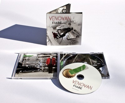 cd Fiabe di Venovan (jewel box)