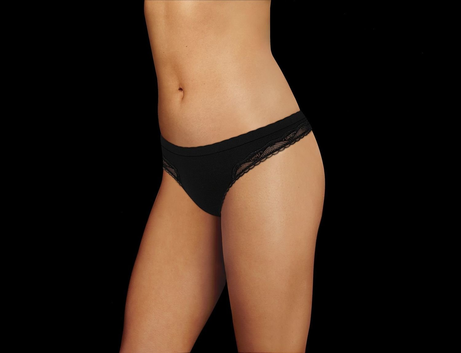 Трусы Maidenform Casual Comfort Seamless Thong