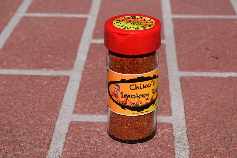 "Chiko's Smokey Rub ""Original"""