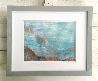 Ara Kikun #6 (grey frame)