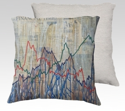 To Market to Market Velvet Pillow (small)