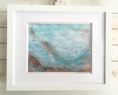 Ara Kikun #6 (white frame)