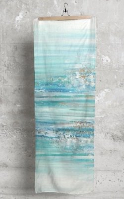 Sea Breeze scarf