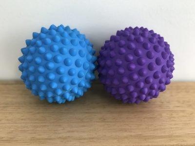 Loumet Spikey Massage Ball Pain Relief Tool