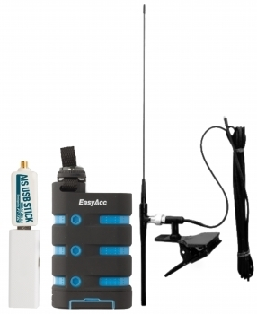 SEANEXX RX210 + mobile AIS +clip antenna