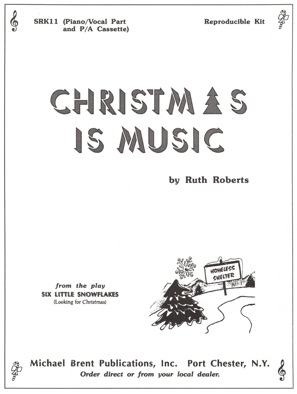 Christmas is Music