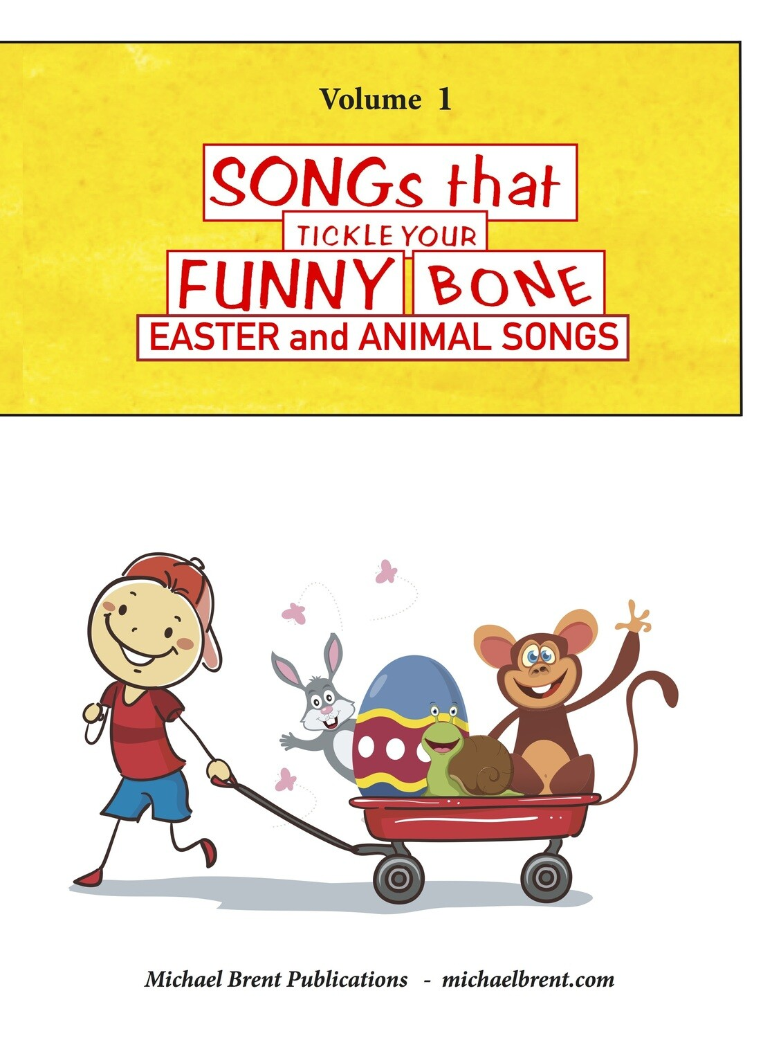 Songs That Tickle Your Funny Bone, Vol. 1 - Songbook