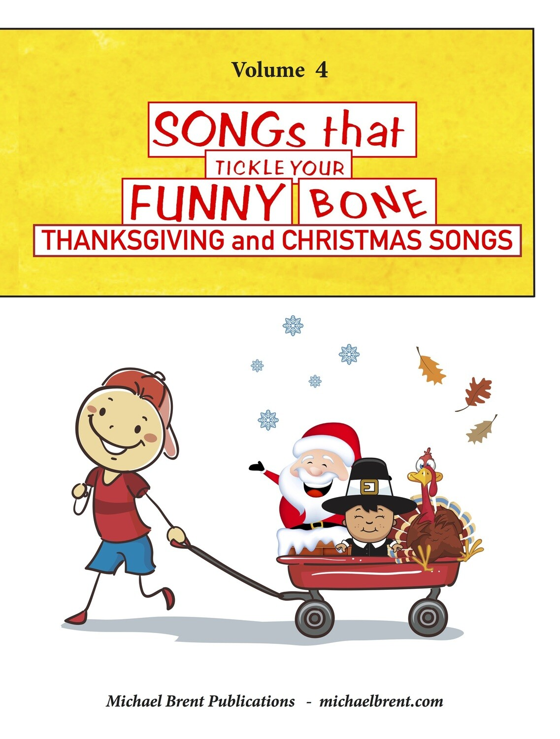 Songs that Tickle Your Funny Bone, Vol. 4 - Songbook