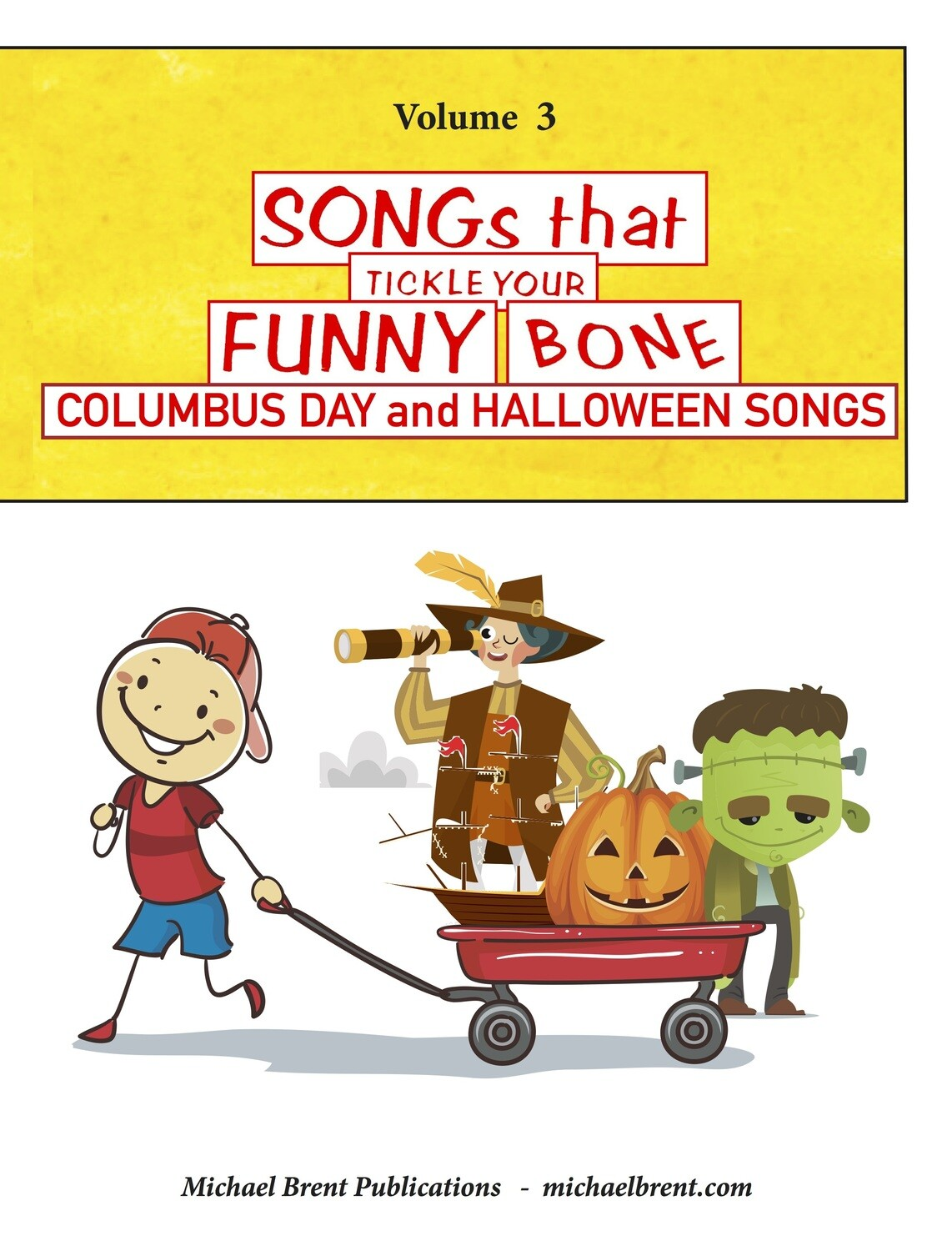 Songs that Tickle Your Funny Bone, Vol. 3 - Songbook