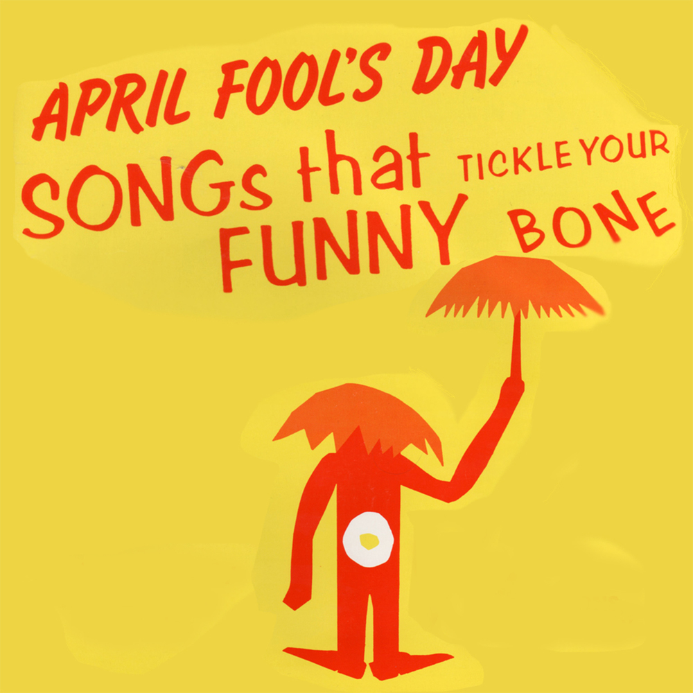 April Fool's Songs That Tickle Your Funny Bone - Book/CD