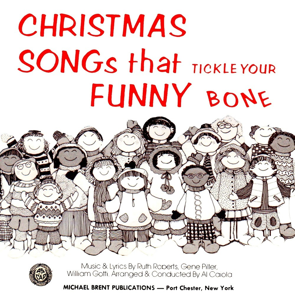 Christmas Songs That Tickle Your Funny Bone - CD Kit