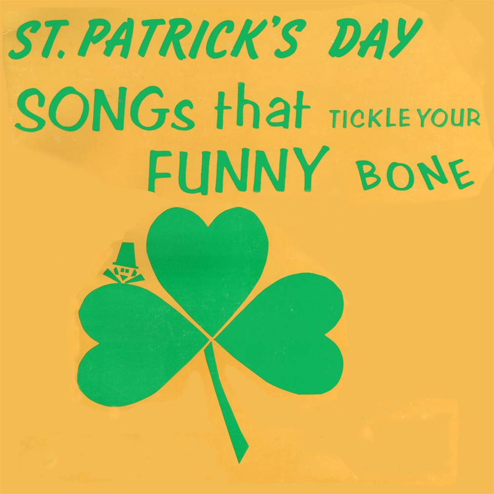 St. Patrick's Day Songs That Tickle Your Funny Bone - CD Kit