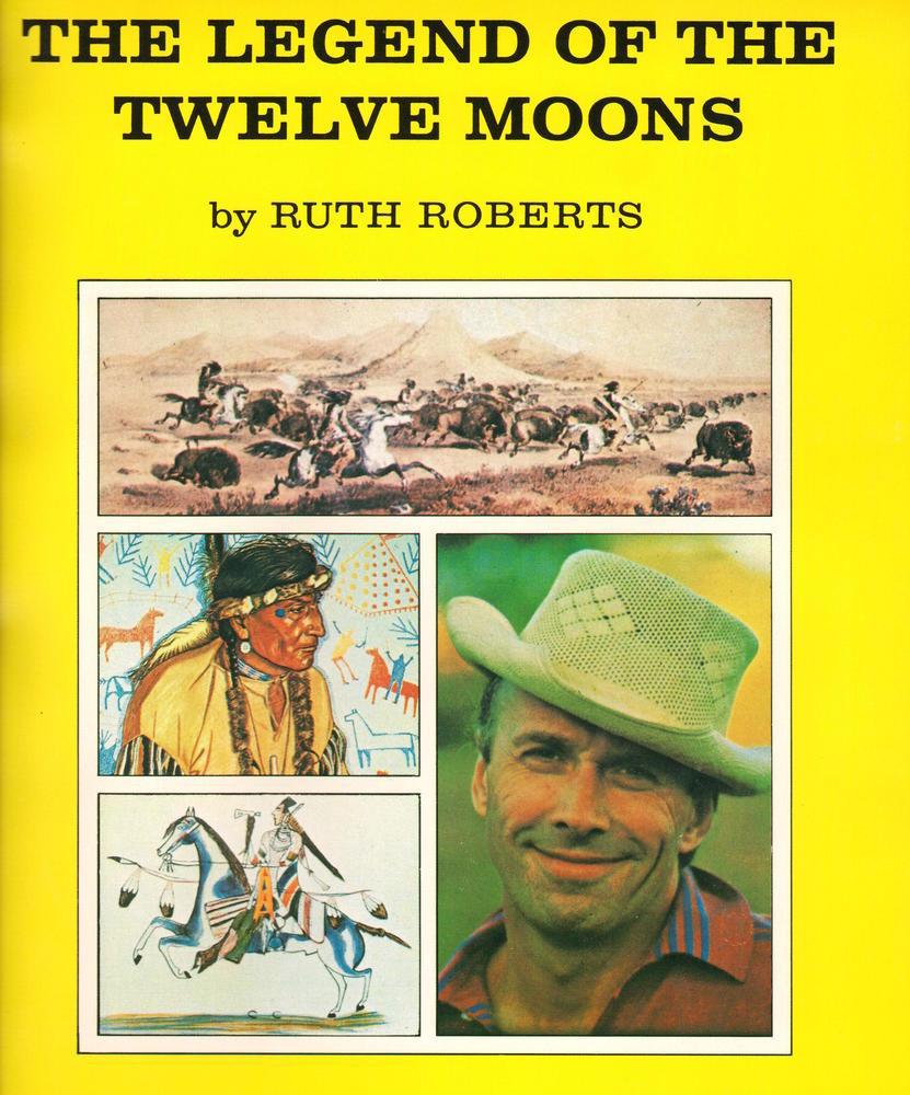 The Legend of the Twelve Moons - Teacher Book