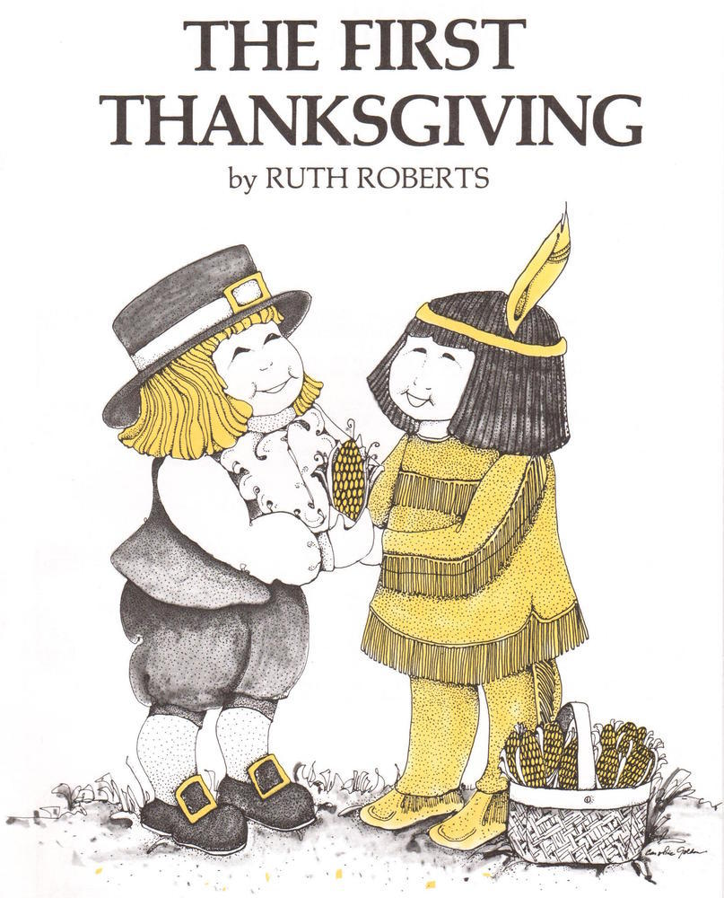 The First Thanksgiving - Teacher Book