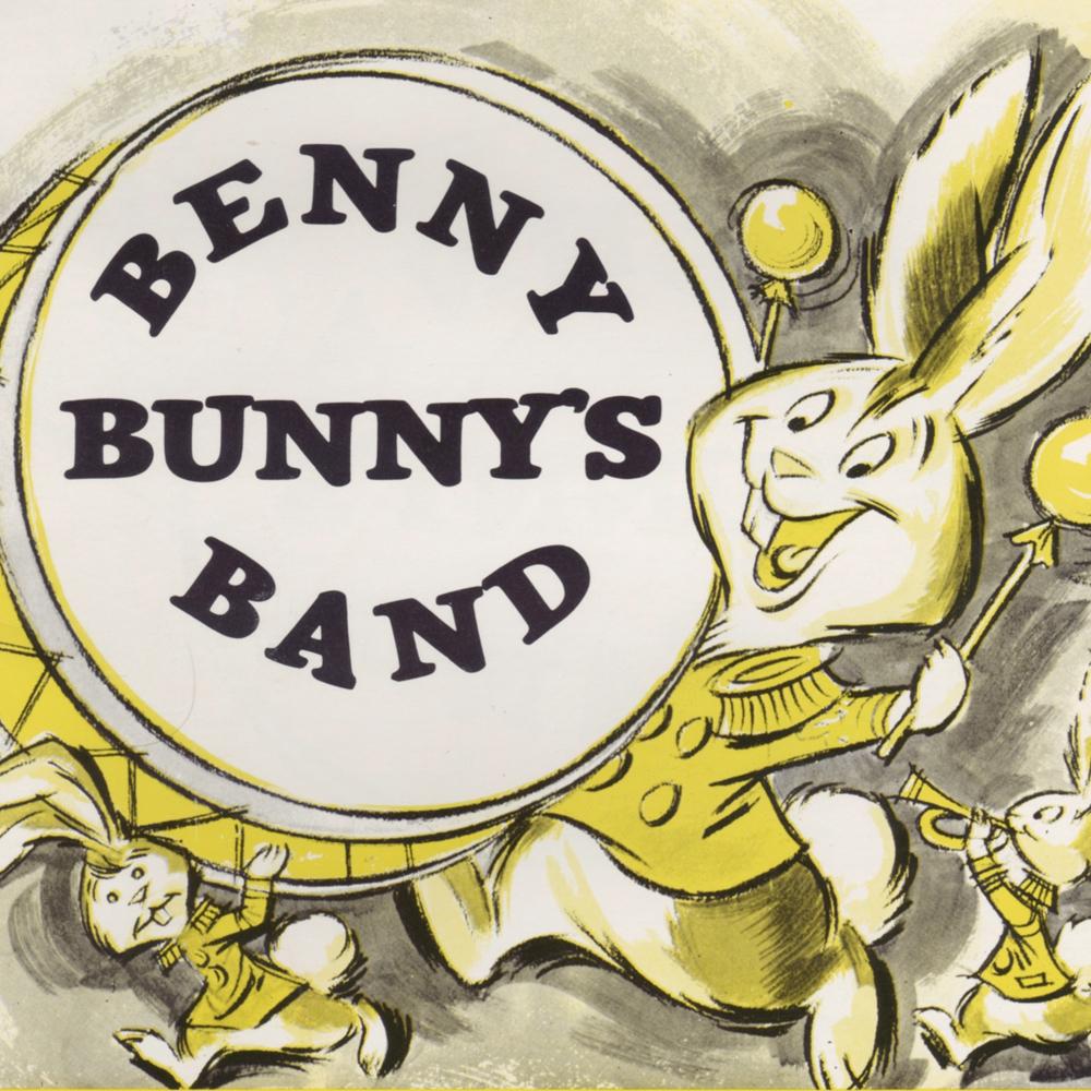 Benny Bunny's Band - Book/CD