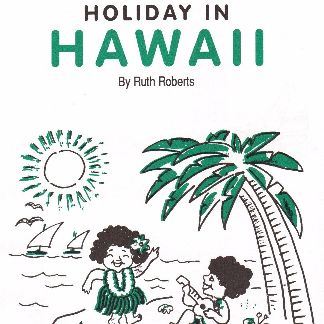 Holiday in Hawaii - CD Only