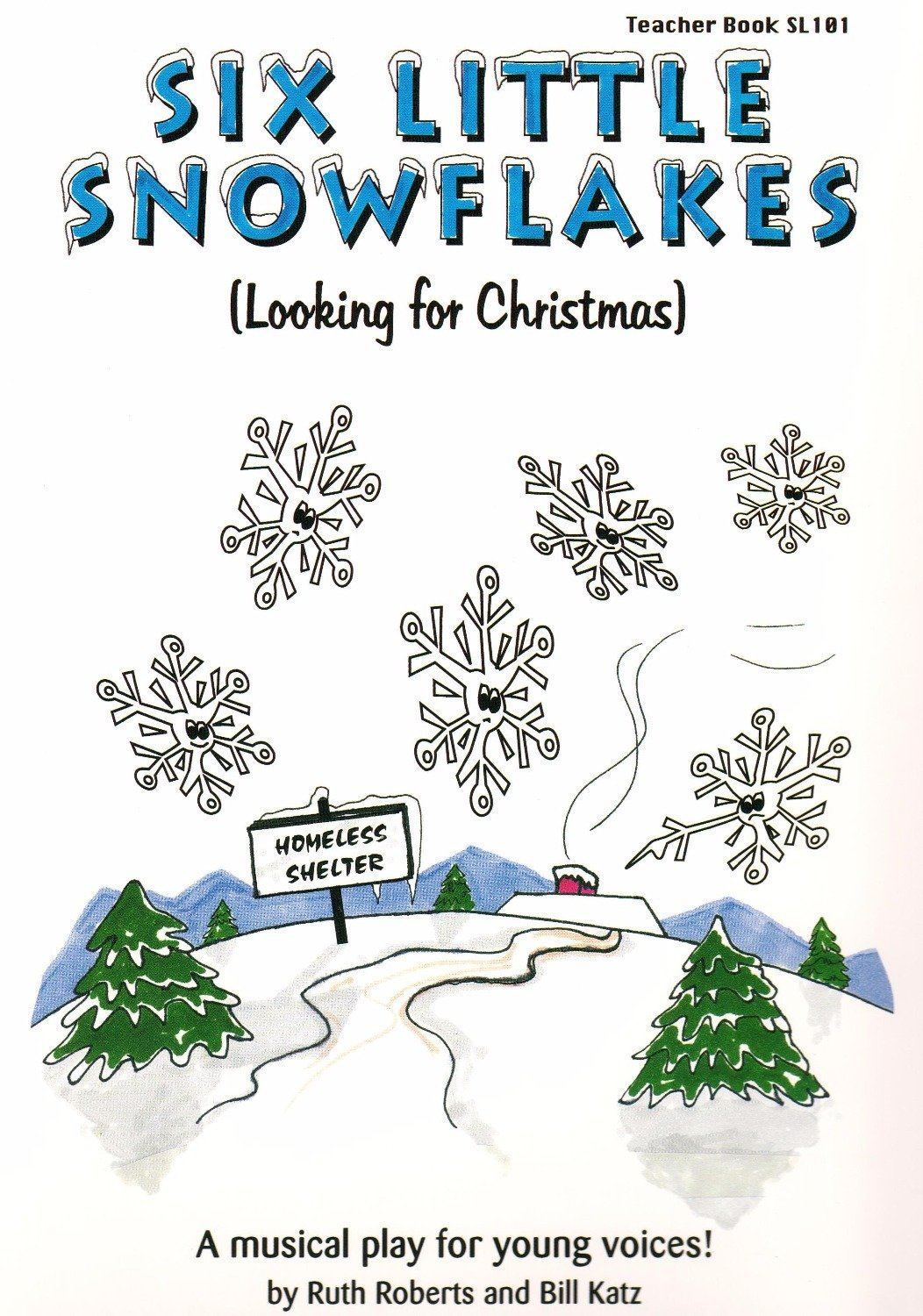 Six Little Snowflakes - Performance/Acc. CD