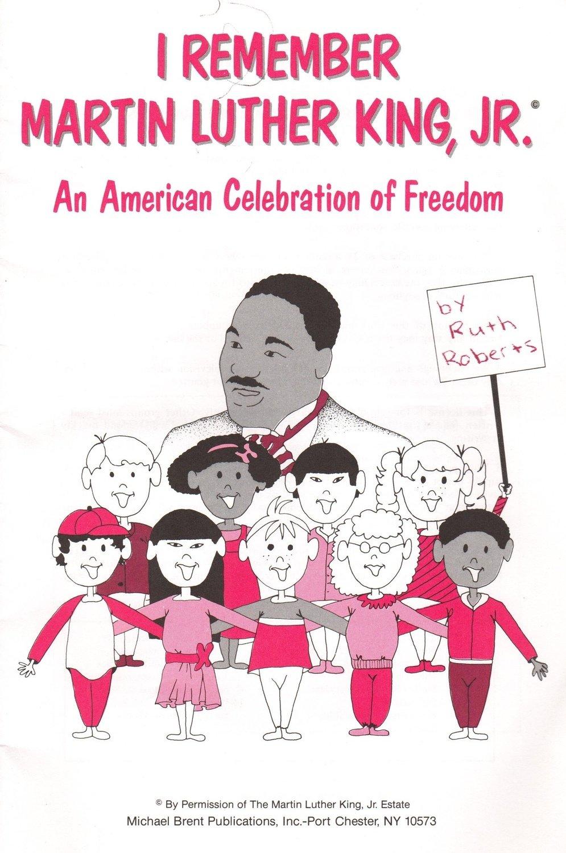 I Remember Martin Luther King, Jr. - Classroom Kit