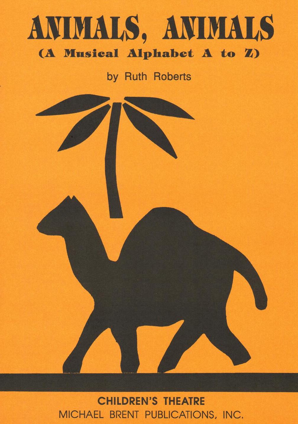 Animals, Animals - Book/CD