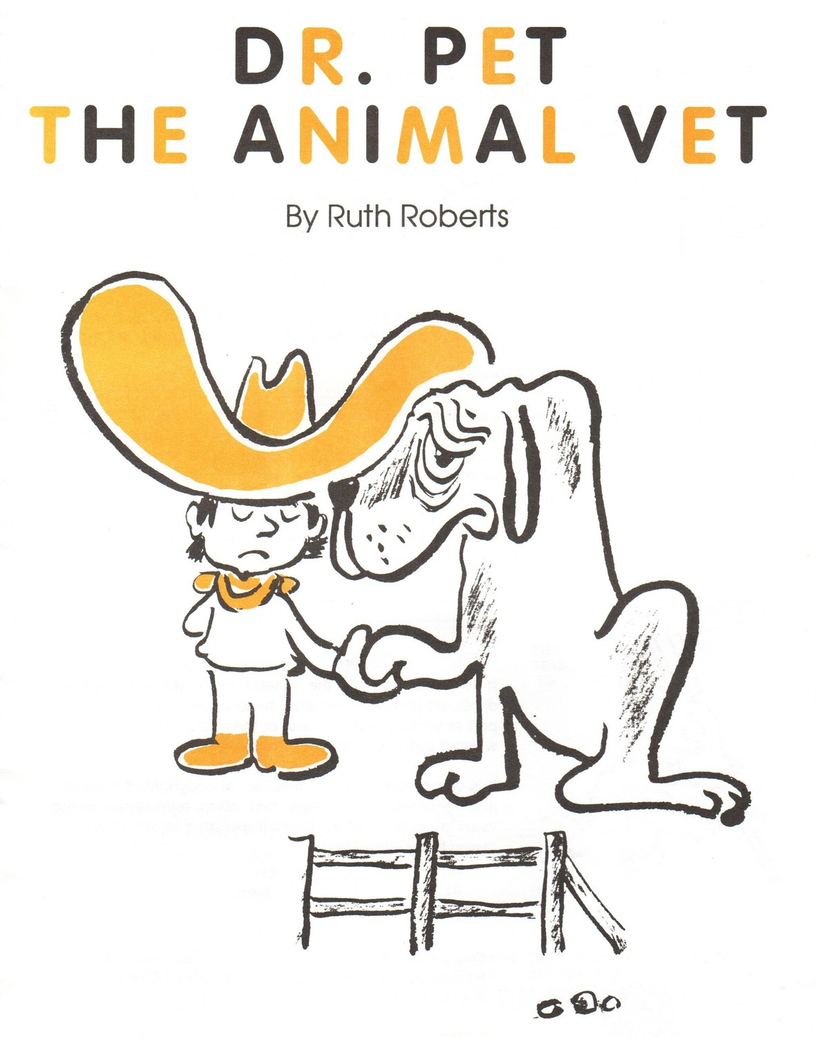 Dr. Pet, the Animal Vet - Book/CD