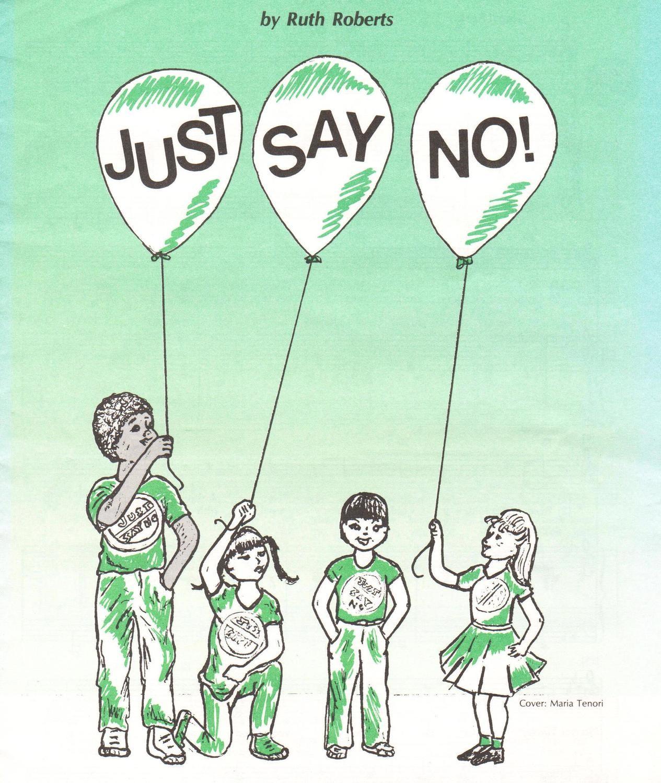 Just Say No - Choral/CD Kit